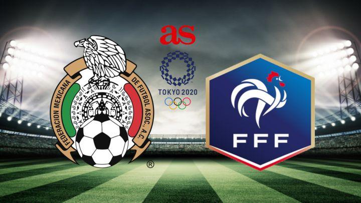 پخش زنده بازی فرانسه مکزیک المپیک توکیو 2020 [+ساعت و لینک پخش زنده]
