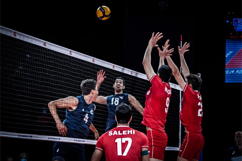 پخش زنده والیبال ایران ایتالیا المپیک توکیو 2020 [8 مرداد]