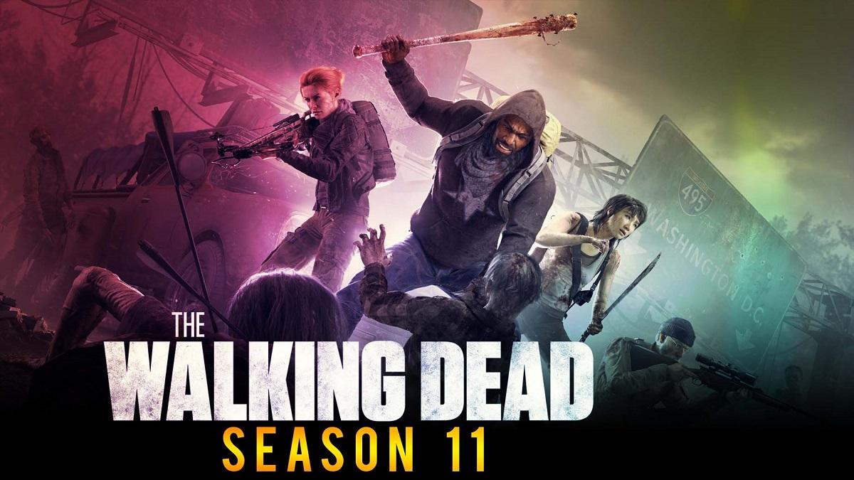 تریلر فصل آخر سریال The Walking Dead منتشر شد