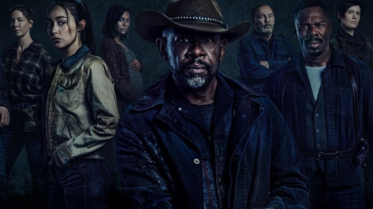 زمان پخش فصل هفتم سریال Fear the Walking Dead