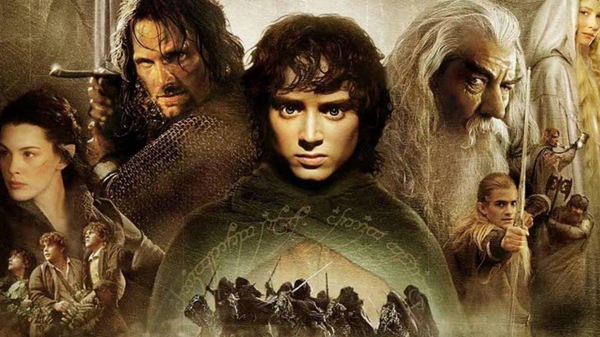 فصل اول Lord of the Rings