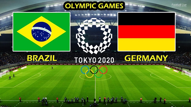 پخش زنده بازی برزیل آلمان المپیک توکیو 2020 [+ساعت و لینک پخش زنده]
