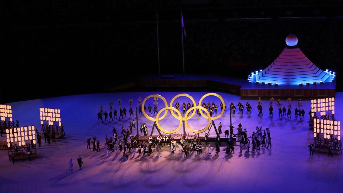دانلود مراسم افتتاحیه المپیک توکیو 2020 [ویدیو کامل]