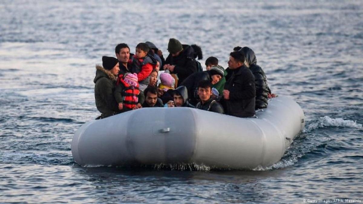 منیره حیدری غرق شد ؛ ماجرای پناهجویان غرق شده در مدیترانه چیست؟