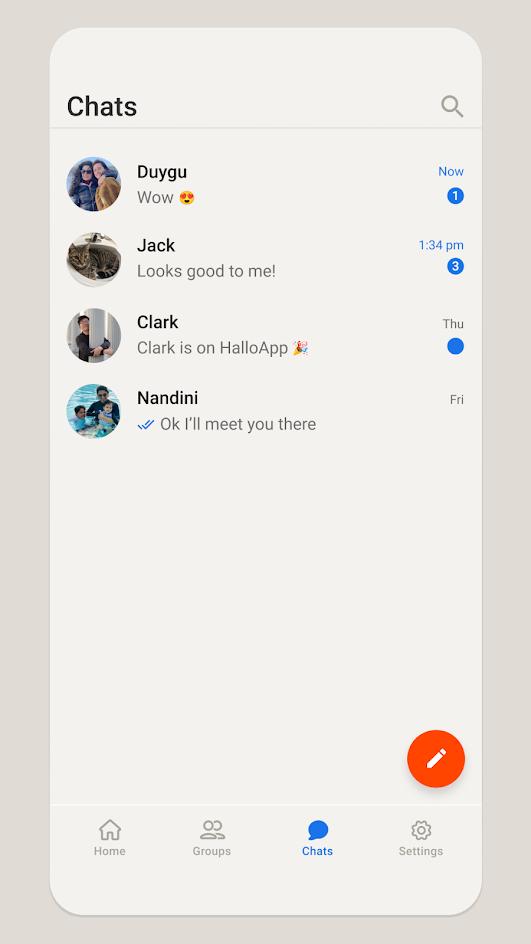 اپلیکیشن HalloApp چیست و پیام رسان هالو اپ چگونه کار میکند؟