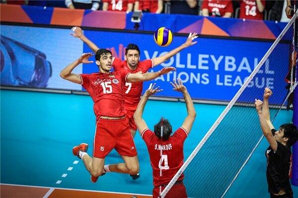 پخش زنده والیبال ایران ژاپن المپیک توکیو 2020 [10 مرداد]
