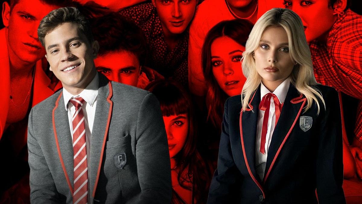 تاریخ پخش فصل پنجم سریال Elite