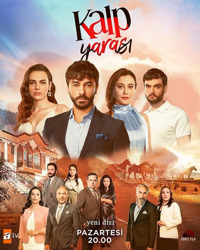 دانلود رایگان قسمت 11 سریال زخم قلب (Kalp Yarasi)