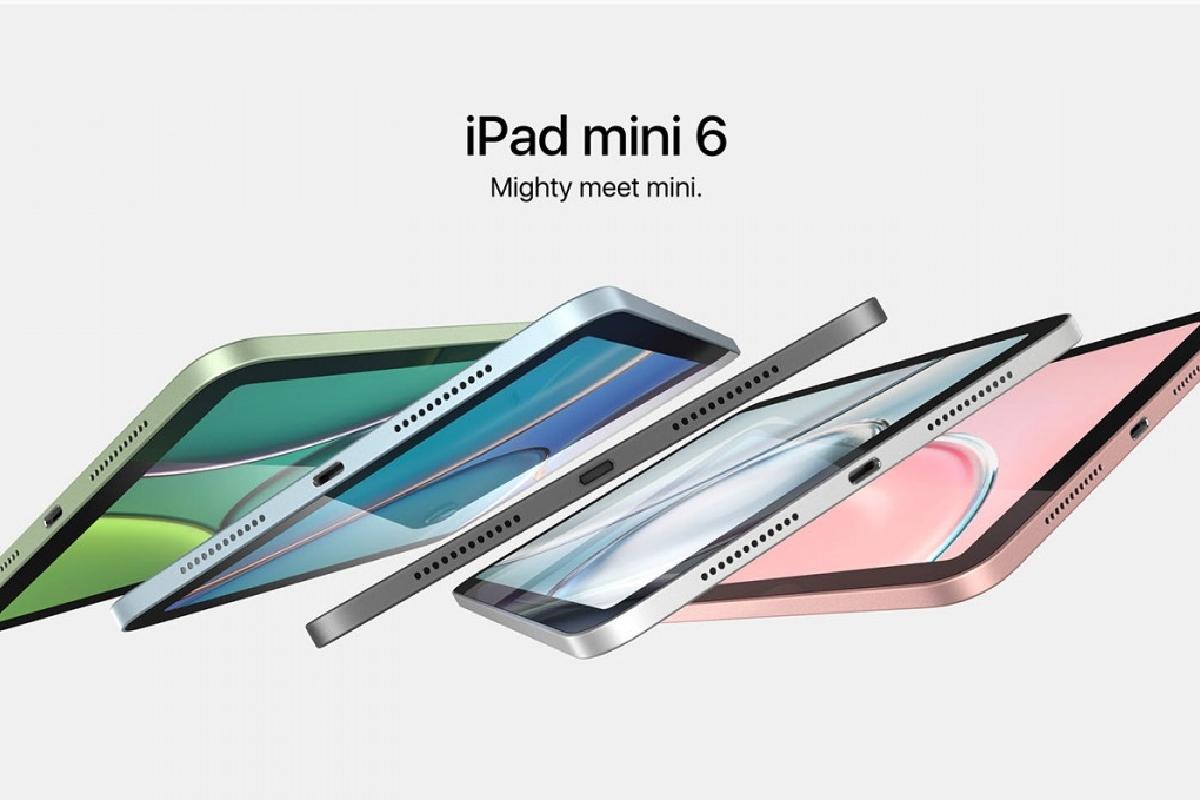 رندرهای جدید آیپد مینی 6 از طراحی خاص آن حکایت دارد