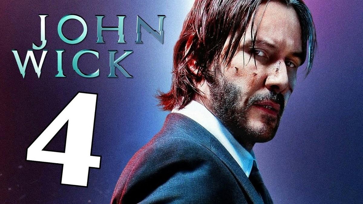 تاریخ اکران جان ویک 4 (John Wick: Chapter 4)