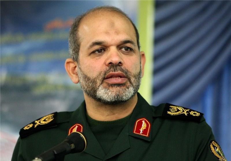 احمد وحیدی رئیس شورای امنیت کشور