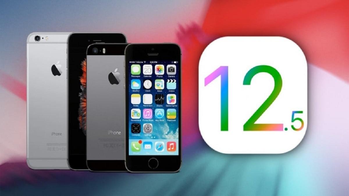 به روزرسانی iOS 12.5.5 برای محصولات قدیمی تر اپل منتشر شد