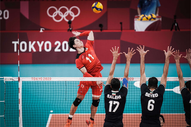 پخش زنده والیبال ایران ژاپن 28 شهریور 1400 [فینال قهرمانی آسیا 2021]