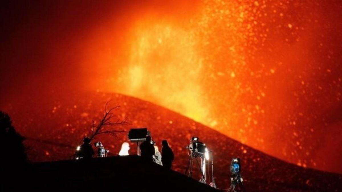 فعالیت آتشفشان لاپالما در جزایر قناری همچنان فاجعه میآفریند