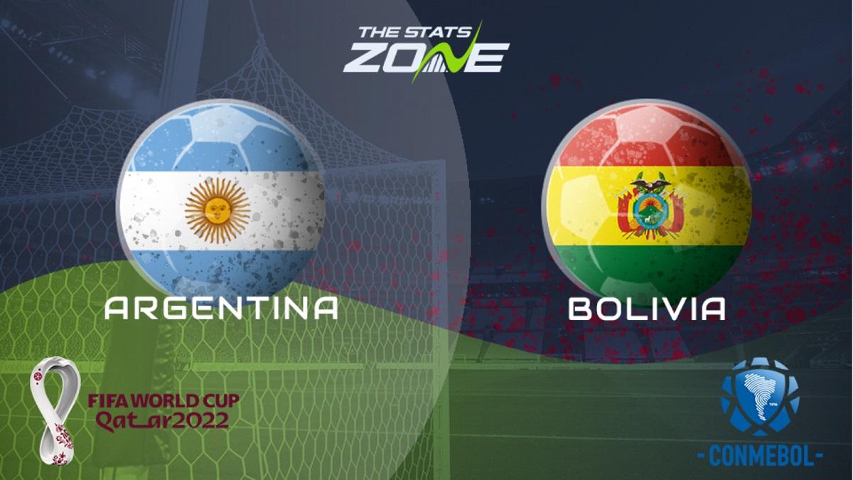 پخش زنده بازی آرژانتین بولیوی 19 شهریور 1400 [مقدماتی جام جهانی قطر]