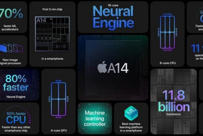 تراشه اپل A15