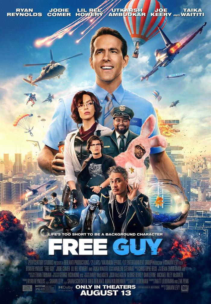 پرفروش ترین فیلم های هفته سی و هشتم سال 2021 آمریکا
