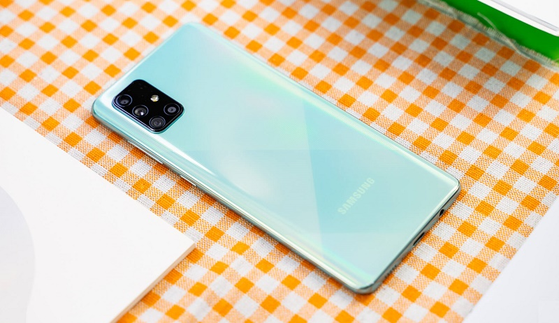 Galaxy A71 - مقایسه شیائومی ردمی نوت 10 با سامسونگ گلکسی A71