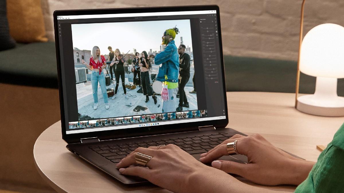 لپ تاپ اچ پی Spectre X360 16 معرفی شد ؛ مشخصات فنی و قیمت