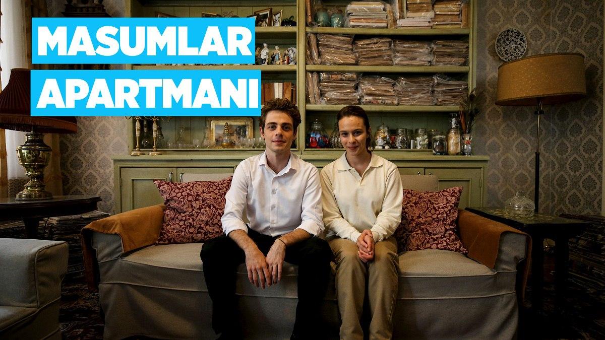 دانلود رایگان قسمت 10 سریال آپارتمان بی گناهان دوبله فارسی