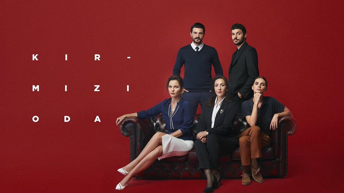 دانلود رایگان قسمت 41 سریال اتاق قرمز (Kirmizi Oda) دوبله فارسی