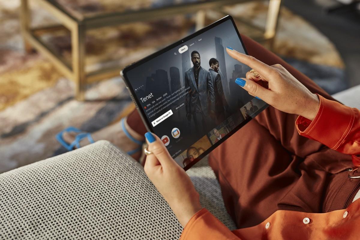 لنوو از تبلت تب P12 پرو رونمایی کرد ؛ قیمت و مشخصات فنی