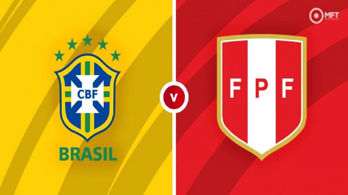 پخش زنده بازی برزیل پرو 19 شهریور 1400 [مقدماتی جام جهانی قطر]