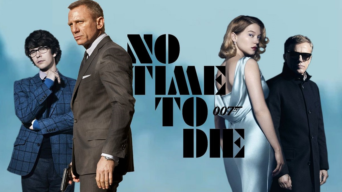 آخرین تریلر فیلم No Time To Die منتشر شد