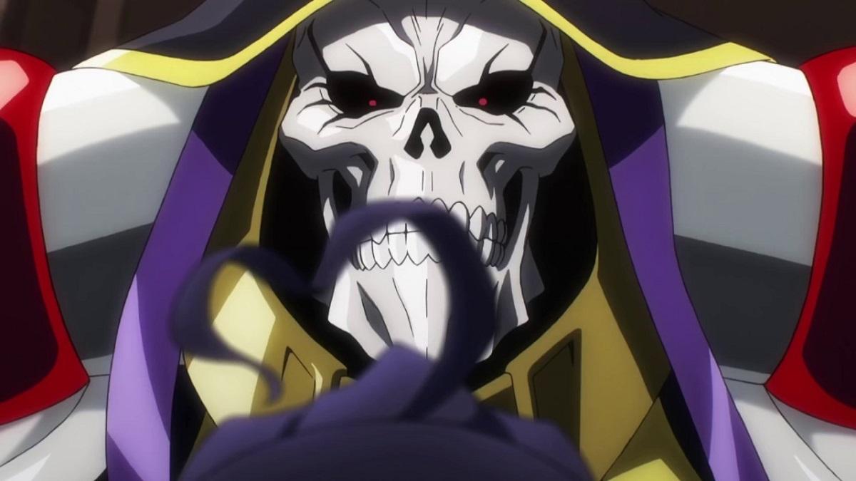 فصل چهارم انیمه overlord