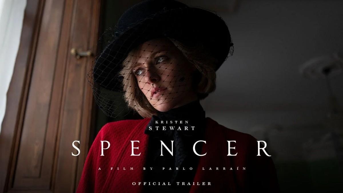 نخستین تریلر فیلم Spencer منتشر شد