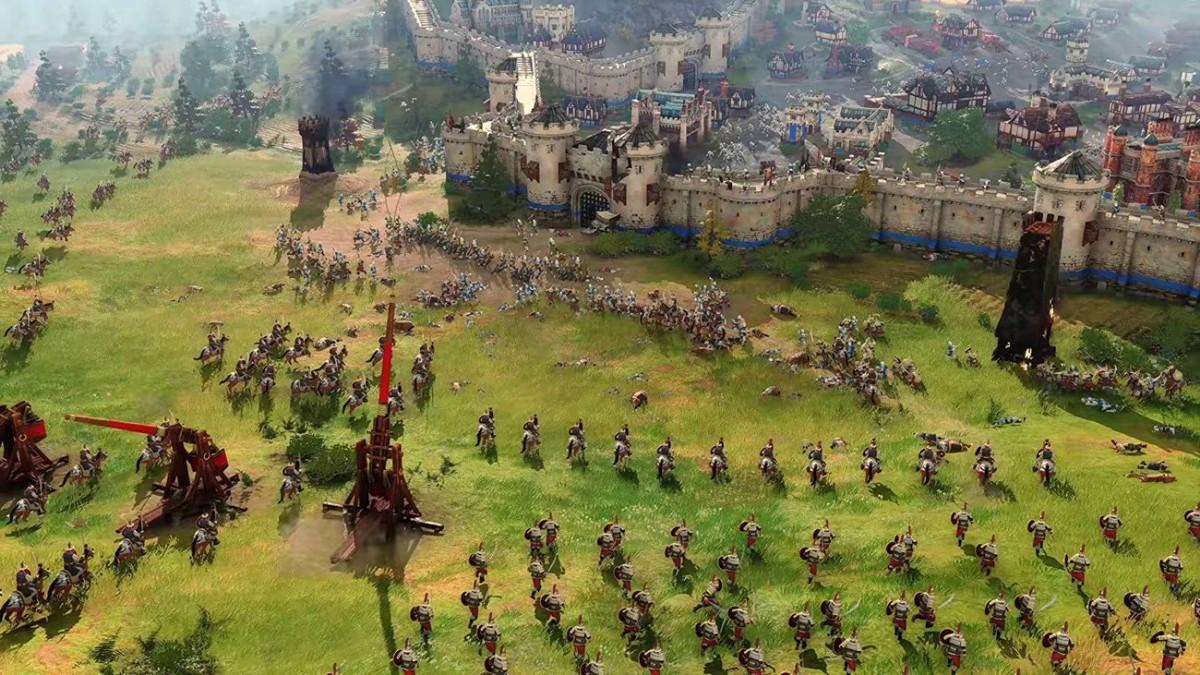 جزئیات دقیق گیم پلی Age of Empires 4 منتشر شد