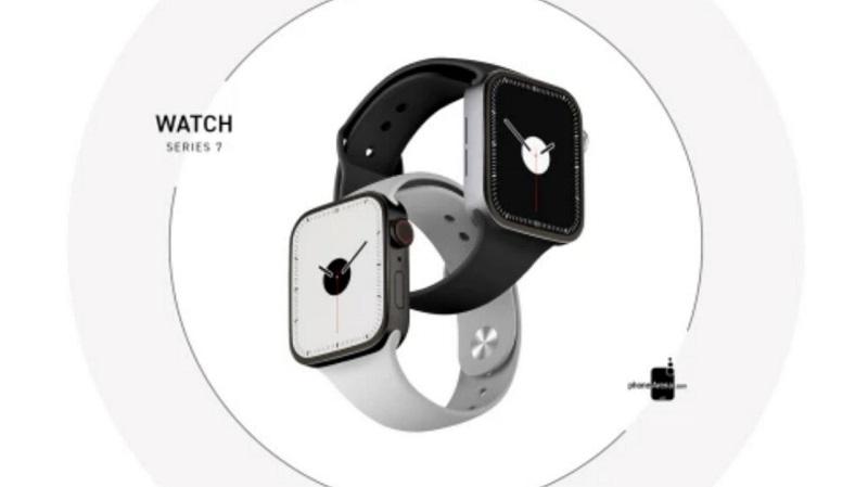 جدیدترین تصاویر اپل واچ سری 7 را ببینید