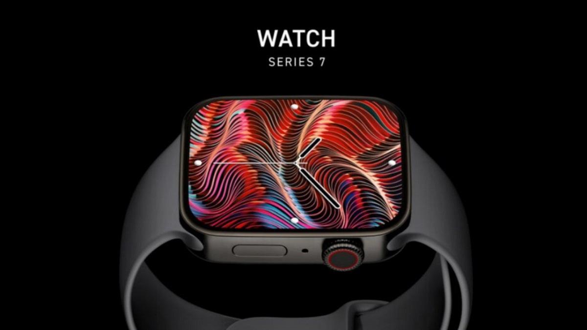 جدیدترین تصاویر اپل واچ 7 را ببینید