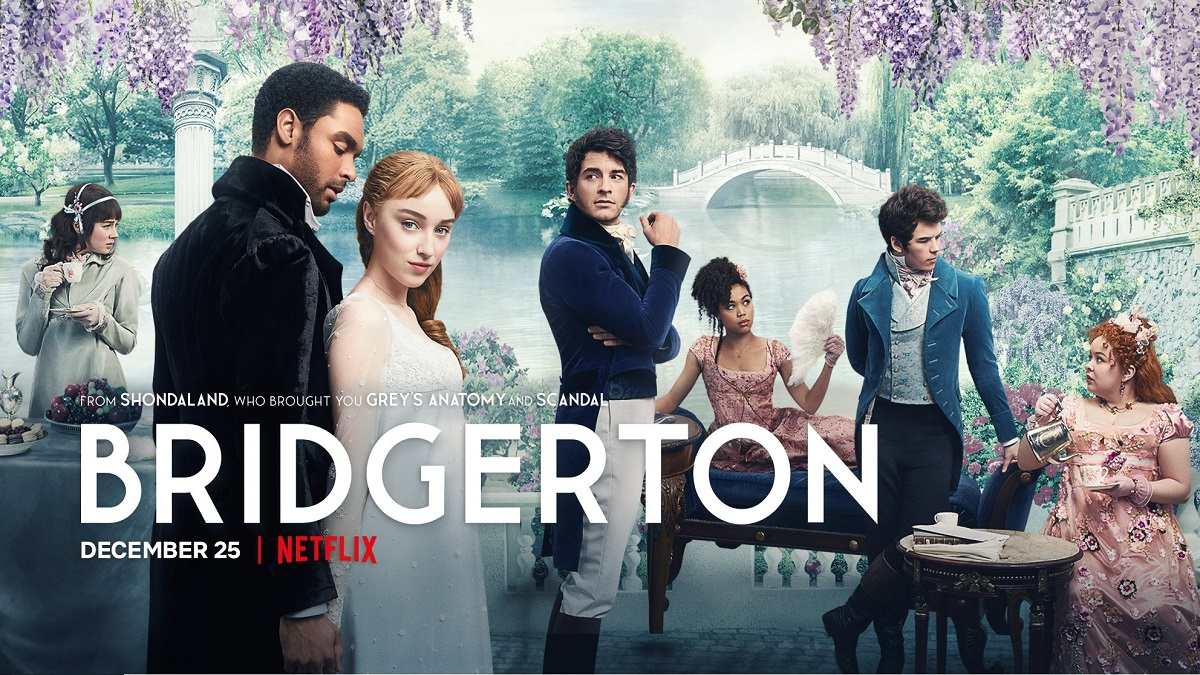 تریلر فصل دوم سریال بریجرتون (Bridgerton) نتفلیکس