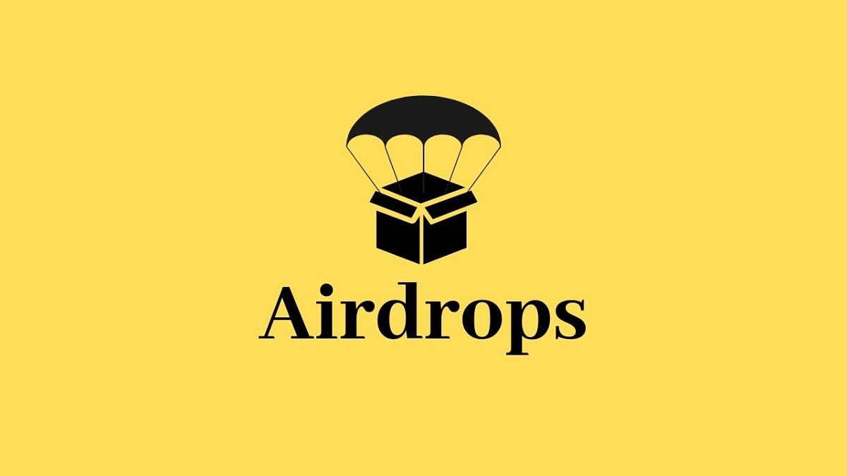 ایردراپ های جدید 2021 ؛ بهترین و معتبرترین Airdrop های سال