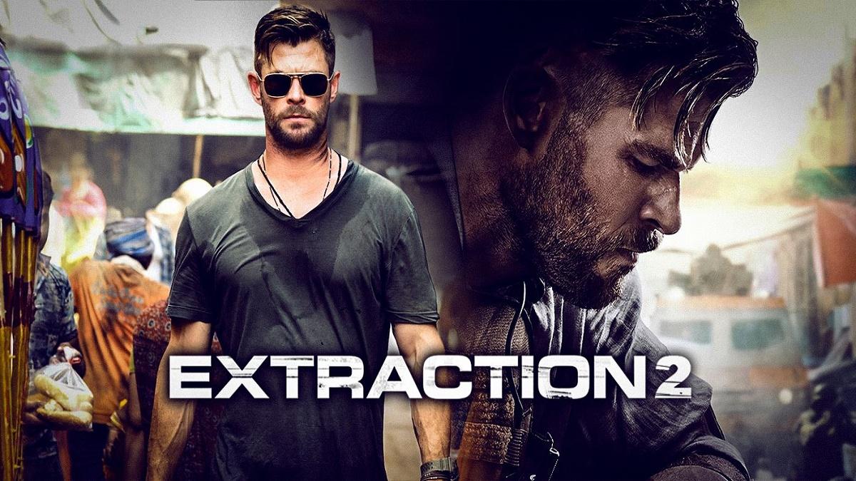 تریلر و تاریخ پخش Extraction 2 نتفلیکس با بازی کریس همسورث