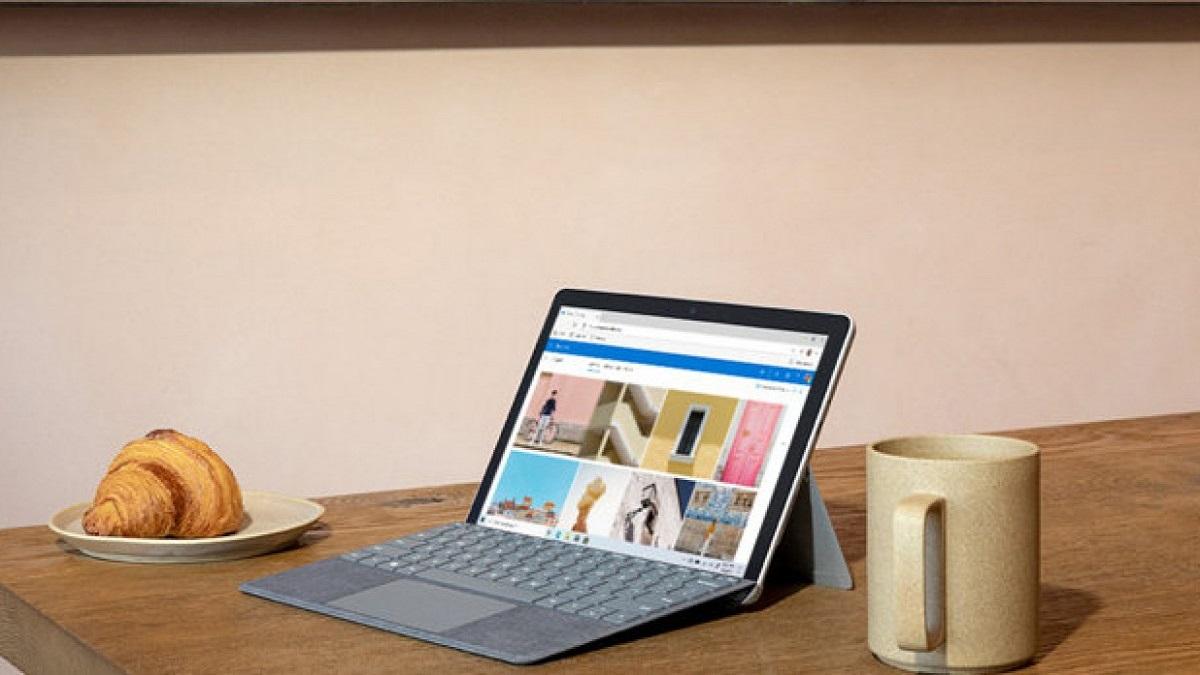 مشخصات مایکروسافت سرفیس گو 3 (Microsoft surface go 3) لو رفت