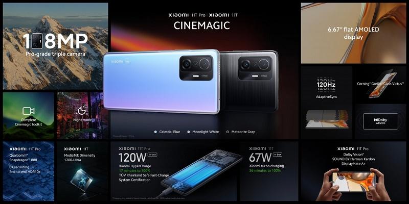 شیائومی 11 تی (Xiaomi 11T)