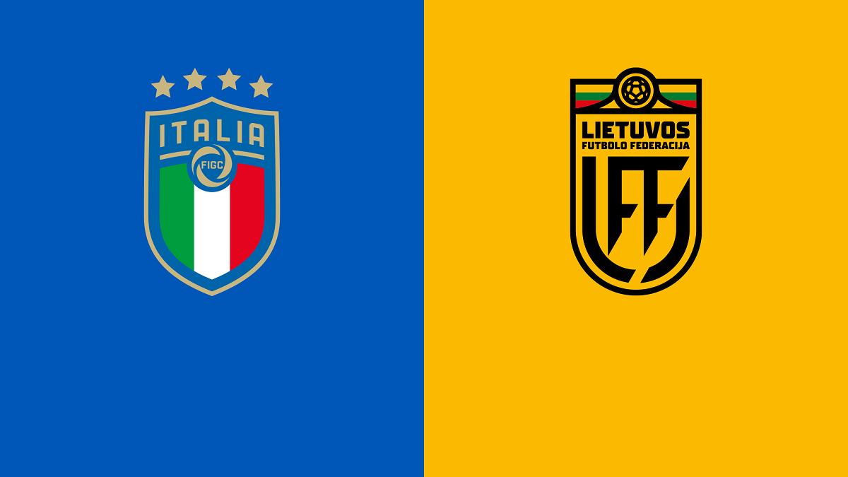پخش زنده ایتالیا لیتوانی 17 شهریور 1400 [مقدماتی جام جهانی قطر]