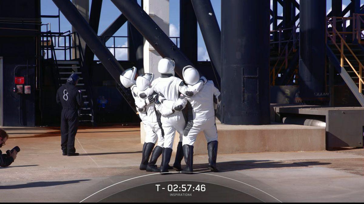 ماموریت اینسپیریشن 4 اسپیس اکس