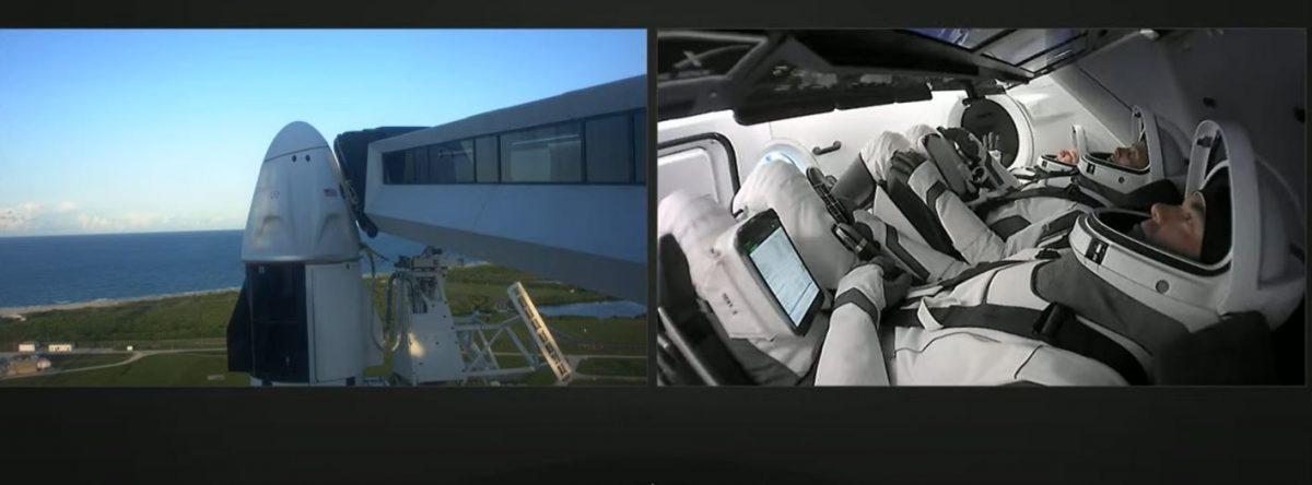 ماموریت SpaceX Inspiration4
