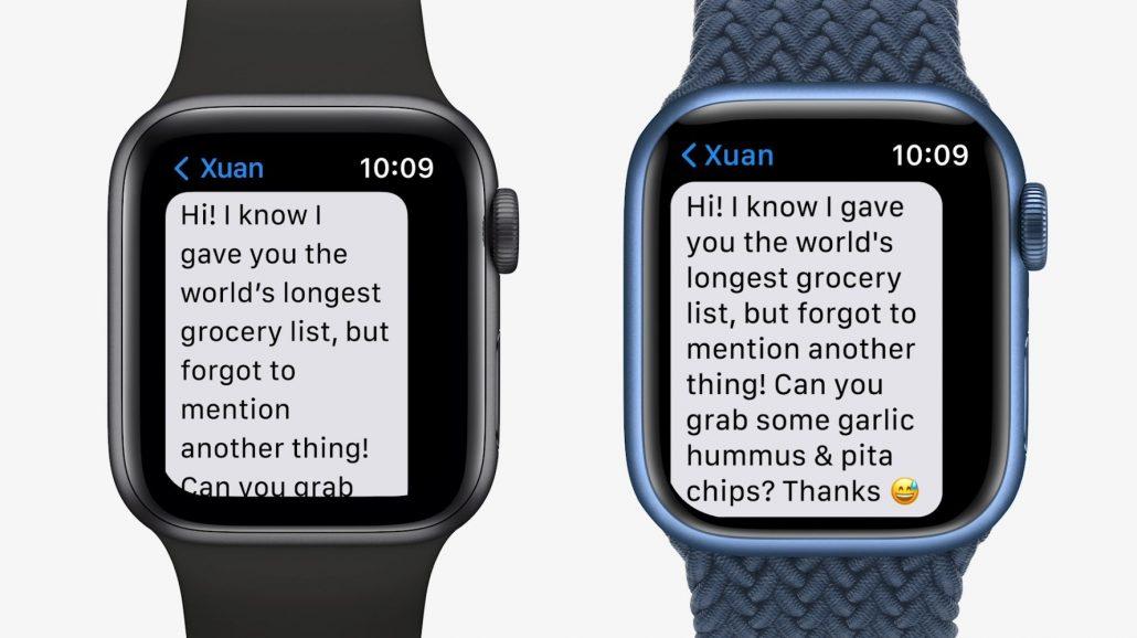 اپل واچ سری 7 (Apple Watch 7) ؛ قیمت و مشخصات فنی