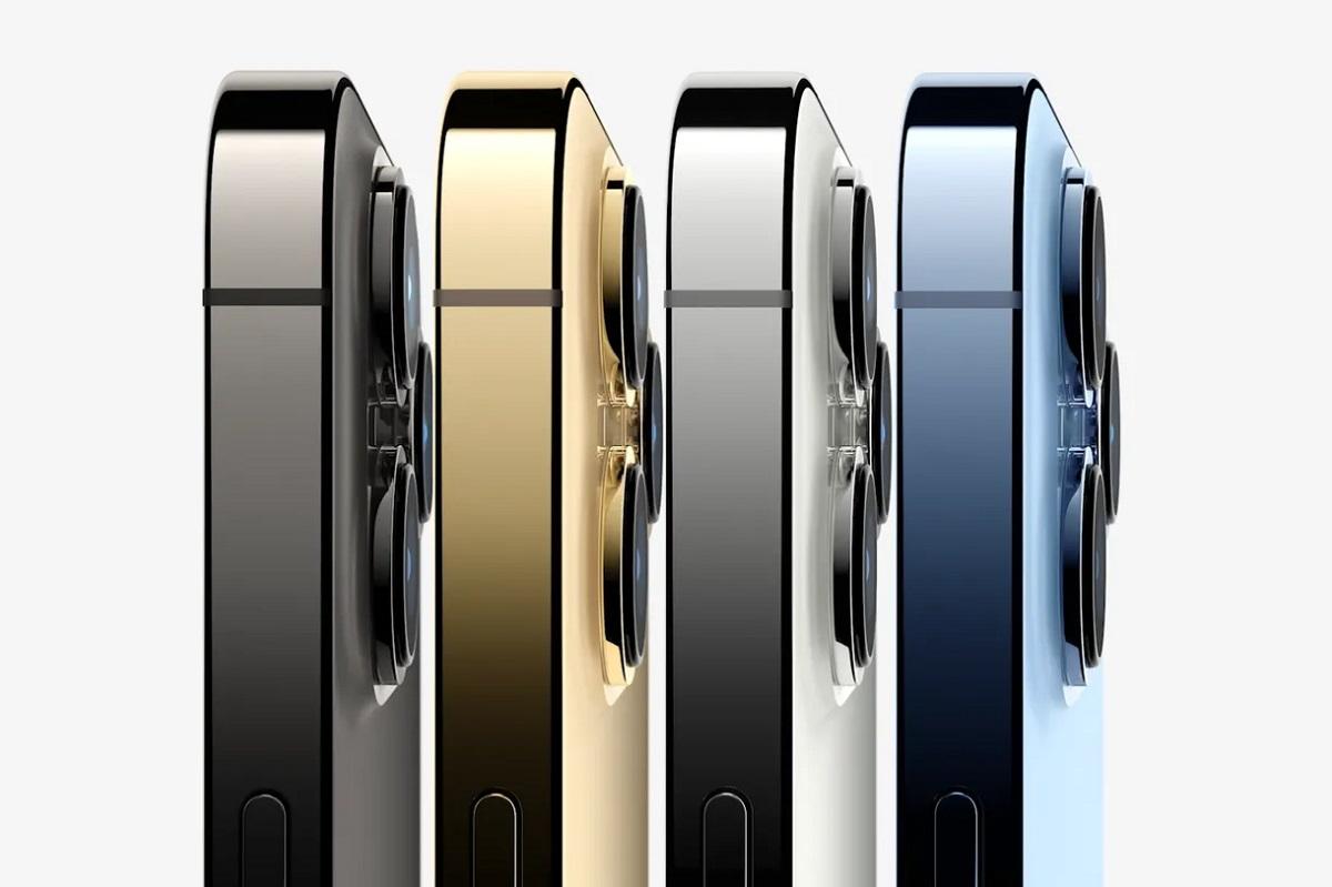 رنگ بندی های آیفون 13 پرو مکس (Apple iPhone 13 Pro Max)