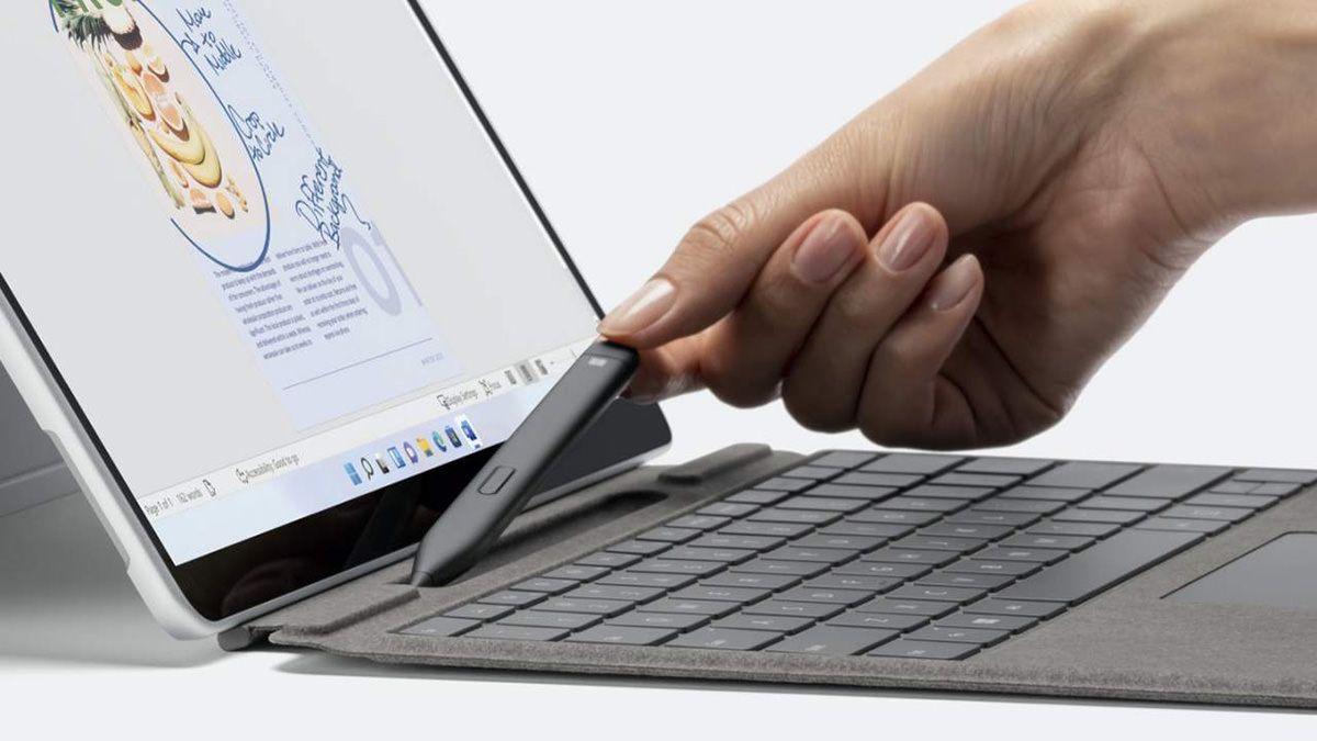 مایکروسافت اسلیم پن 2 (slim pen 2) معرفی شد + مشخصات فنی و قیمت