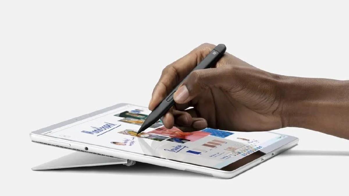مایکروسافت اسلیم پن 2 (slim pen 2) معرفی شد ؛ مشخصات فنی و قیمت