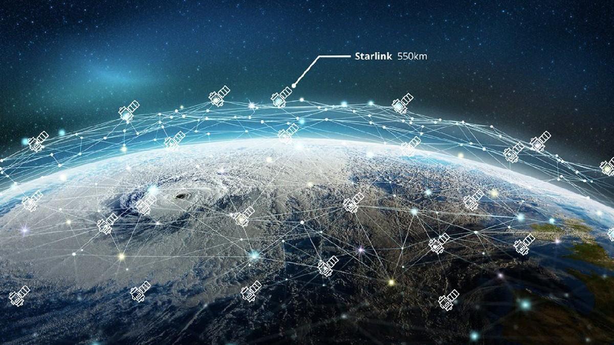 اینترنت استارلینک مهر 1400 در دسترس همگان خواهد بود