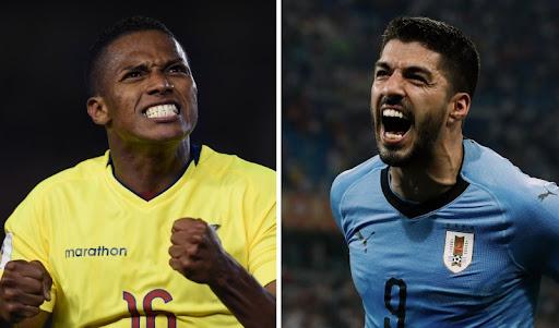 پخش زنده بازی اروگوئه اکوادور 19 شهریور 1400