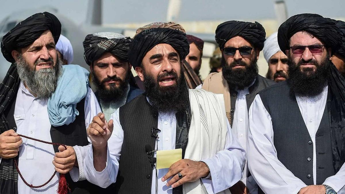 کابینه دولت طالبان در افغانستان