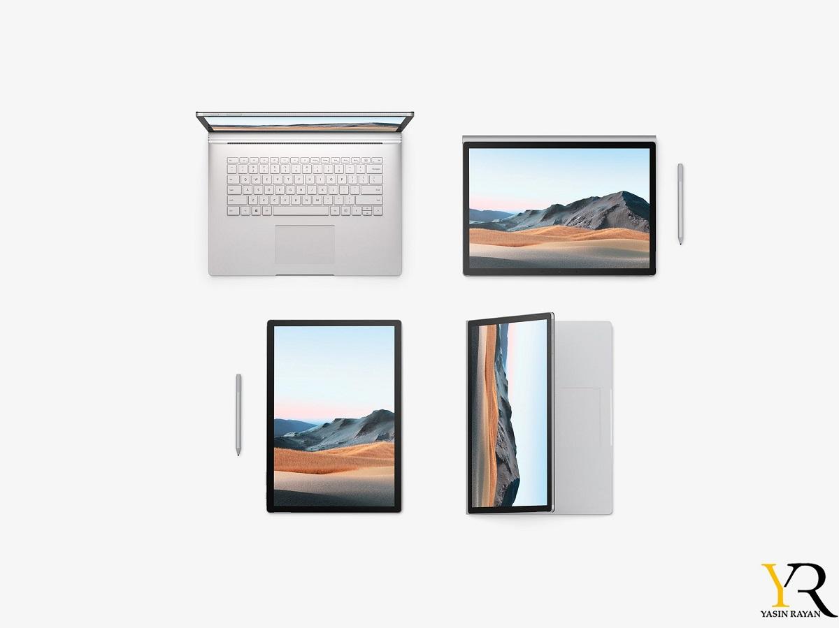 نقد و بررسی سرفیس بوک 3 ؛ لپ تاپ با قابلیت تبدیل شدن به تبلت