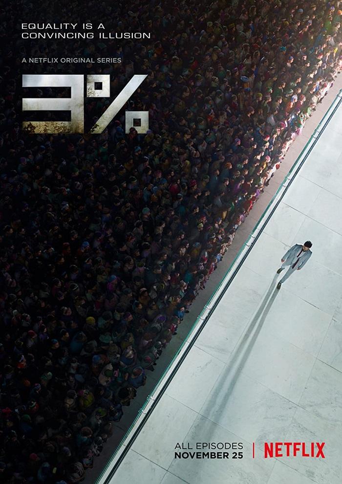 بهترین فیلم و سریال های مشابه بازی مرکب ؛ سریال شبیه Sguid Game
